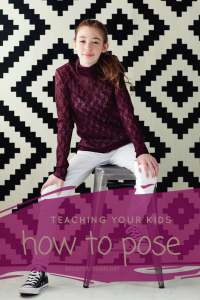 Teaching Your Kids to pose (1)